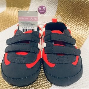 NWT Carter's Baby Sneakers